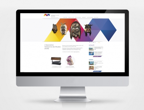 Association Valaisanne des musées – site internet