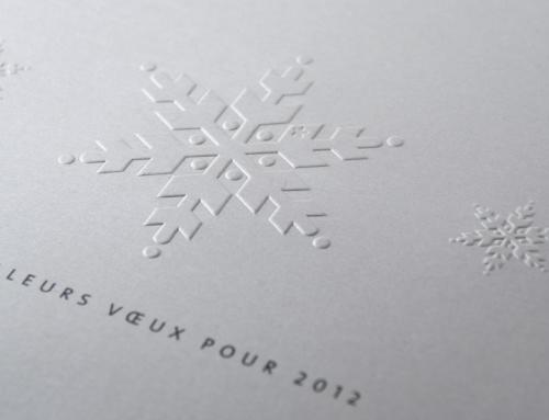Banque Cantonale du Valais – carte de voeux