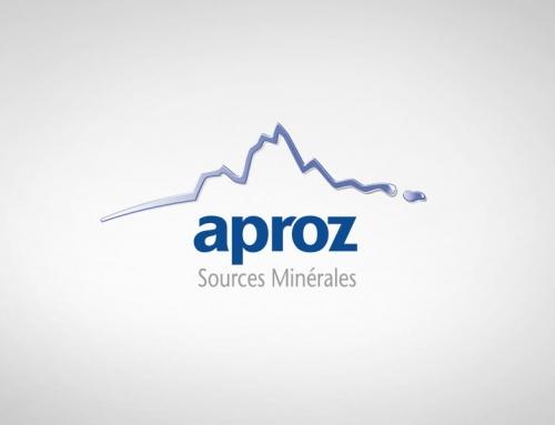 Aproz Sources minérales – logo
