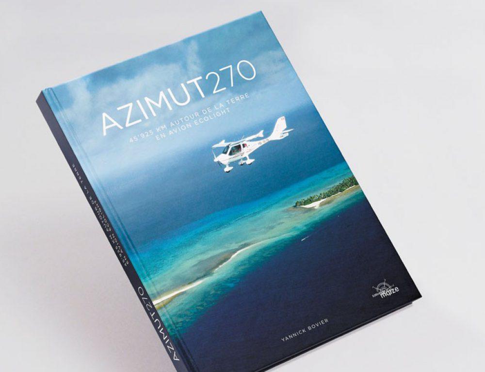 Azimut 270 – livre
