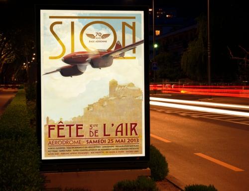 Fêtes de l'air – affiches 2013