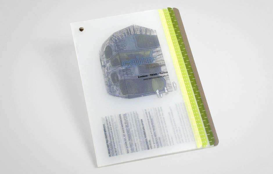 le_cairn_Evolene_brochure_1_sion_sierre_martigny_Monthey_Valais_eddy_pelfini_graphic_design_graphisme_graphiste_agence_de_publicite_communication_visuelle