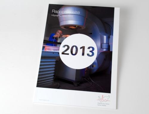 Hôpital du Valais – rapport annuel 2014