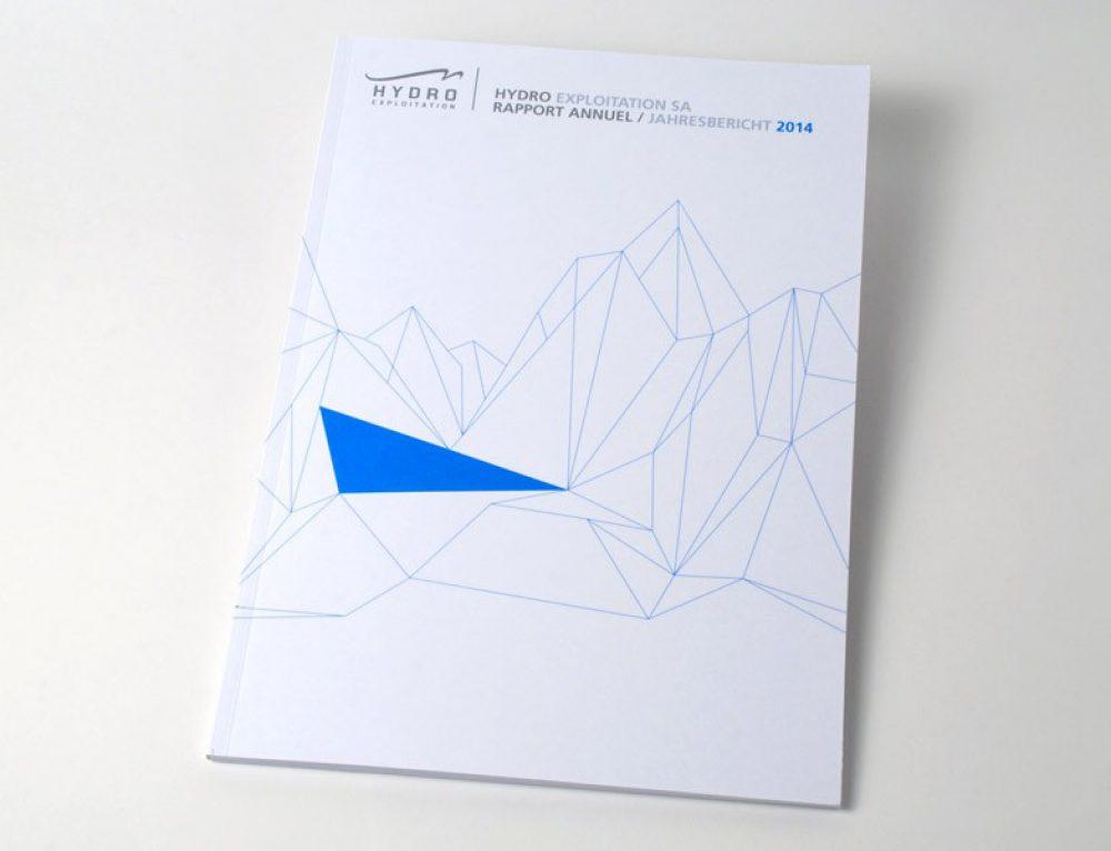 Hydro Exploitation – rapport annuel 2014