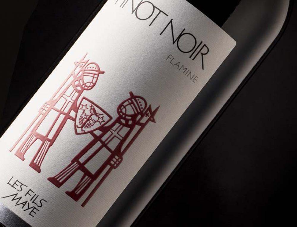 Les Fils Maye – Gammes d'étiquettes de vin