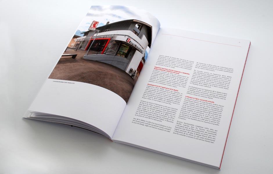 Bcvs banque cantonale du valais rapport annuel 2016 8 for Agence architecture suisse