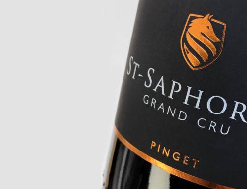 Pinget vins – Etiquettes de vin