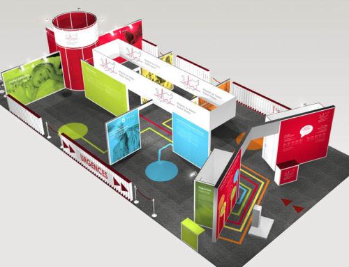 Hôpital du Valais – Stand Planète Santé
