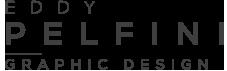 Eddy Pelfini – Graphiste Logo