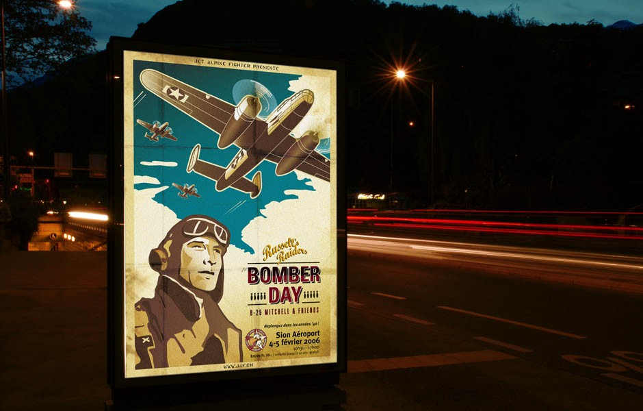 Bomber Day campagne globale