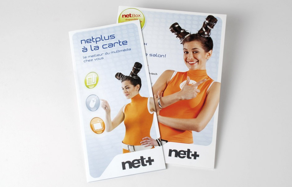 Net plus – brochures netPack