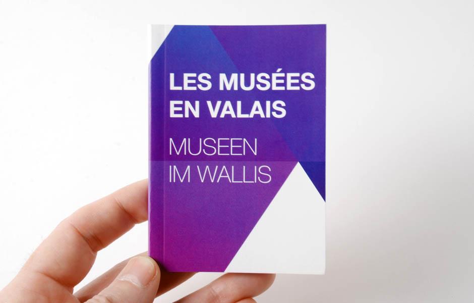 Association valaisanne des musées – Guide