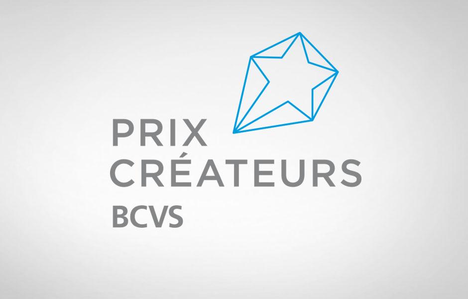 Prix Créateurs BCVs – logo