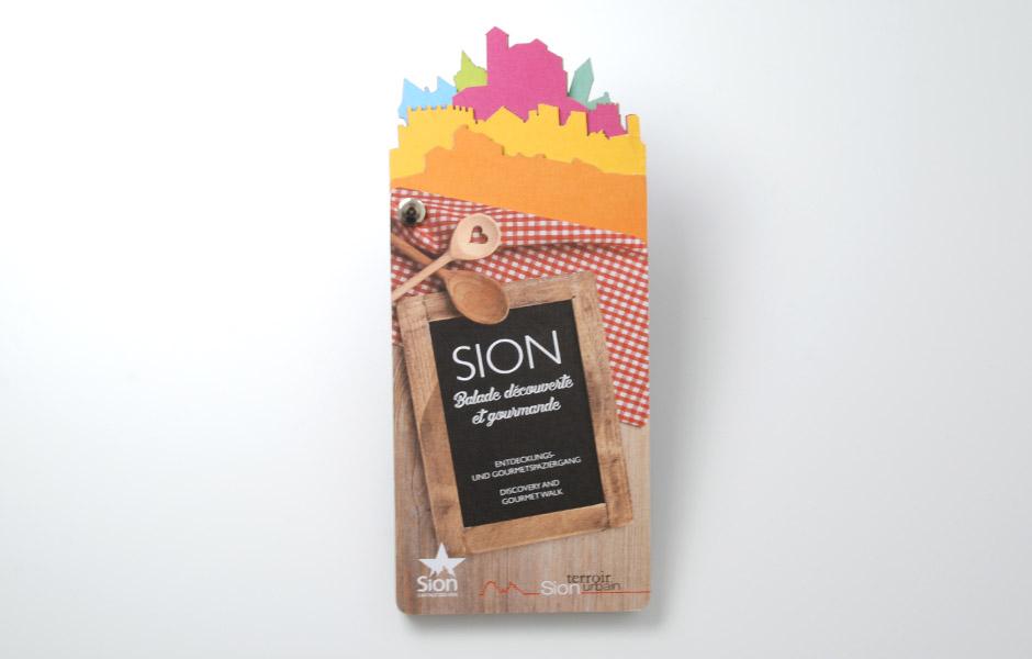 Balade découverte et gourmande – Sion tourisme