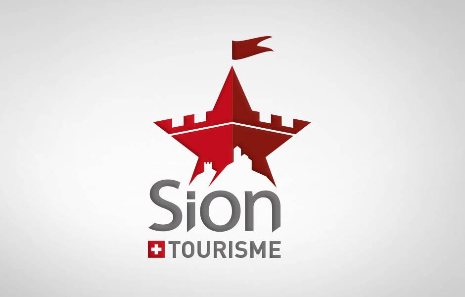 Sion Tourisme – logo