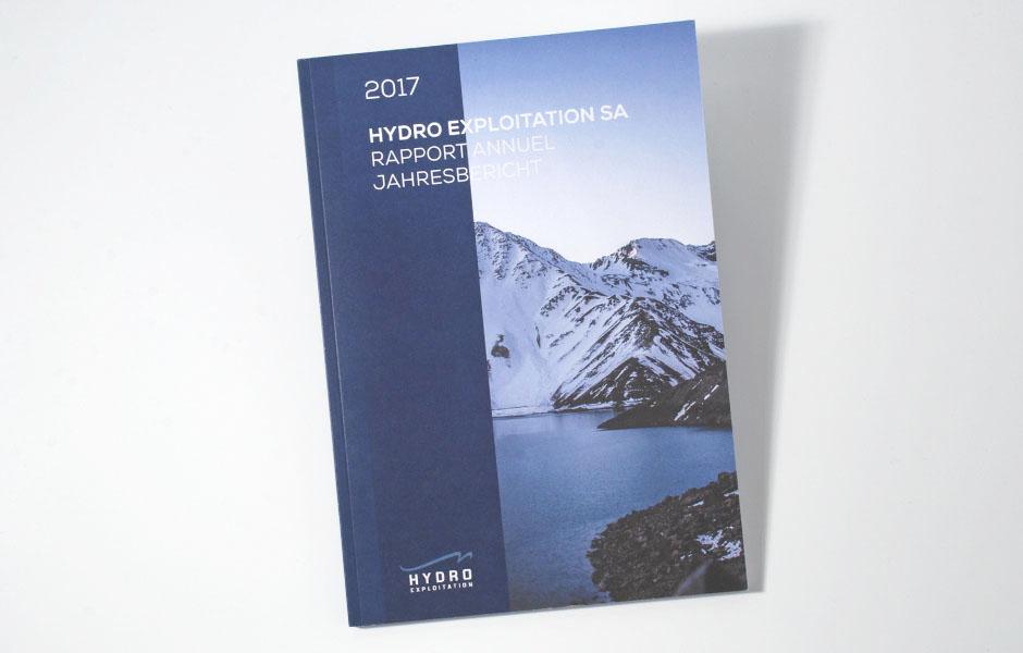 HYDRO Exploitation – Rapport annuel 2017