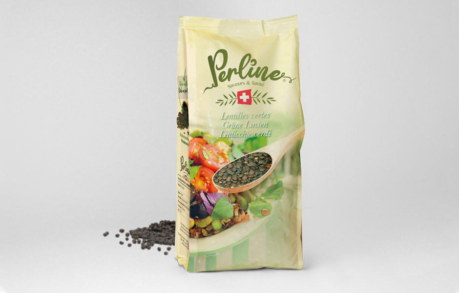 Perline – Packaging